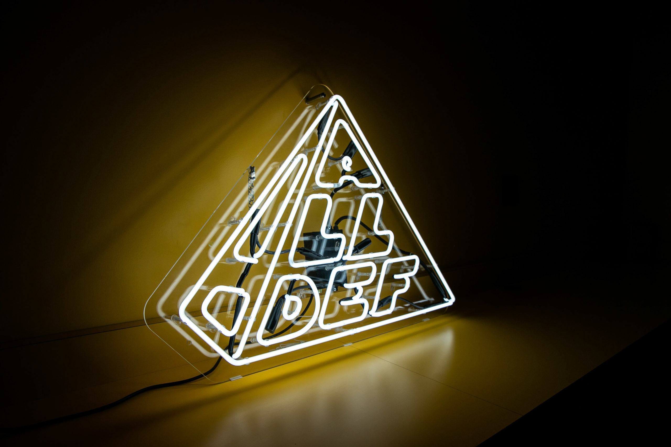 All Def Party Neon Sign