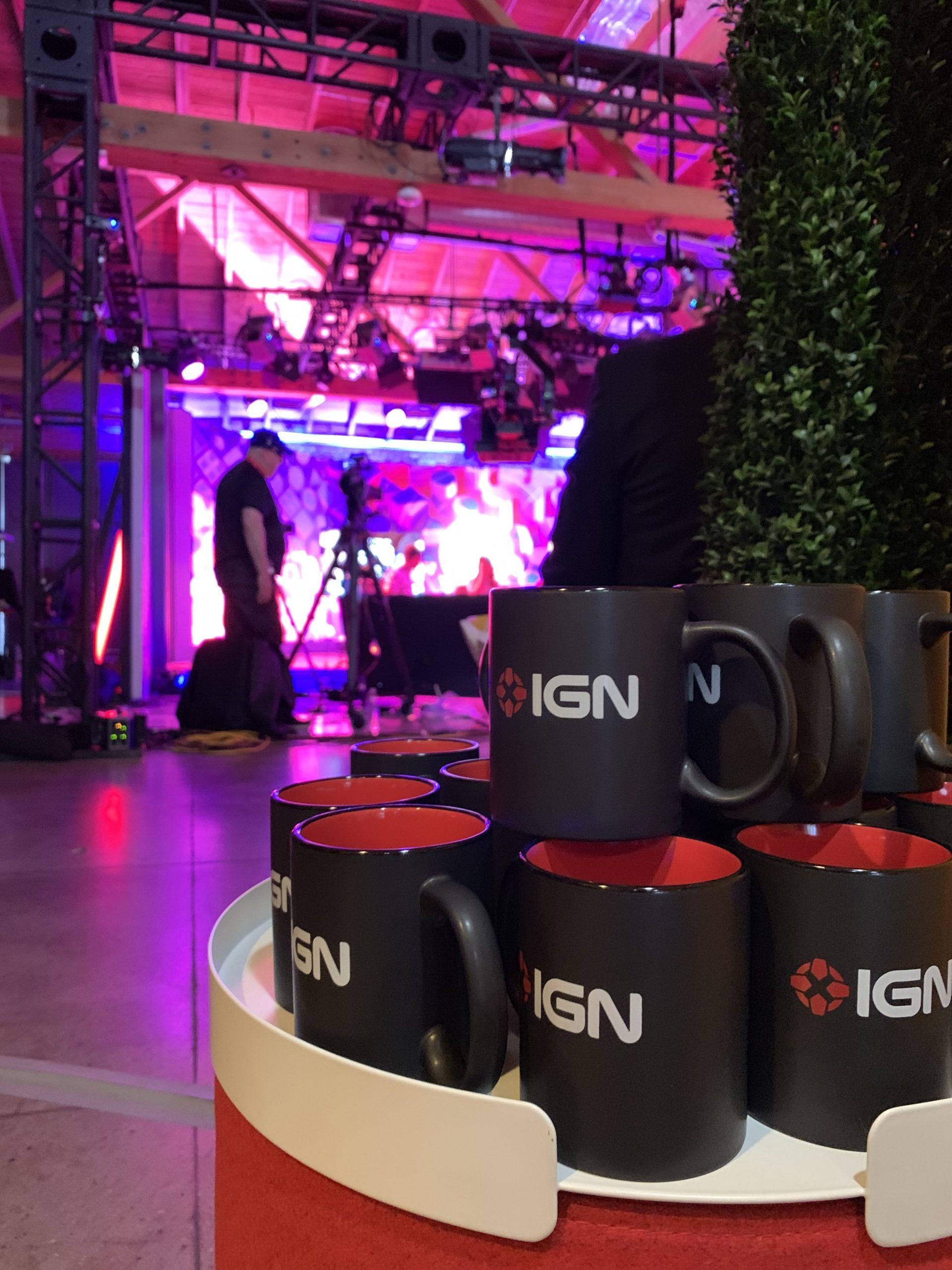 IGN E3 2019 Coffee Break Mugs