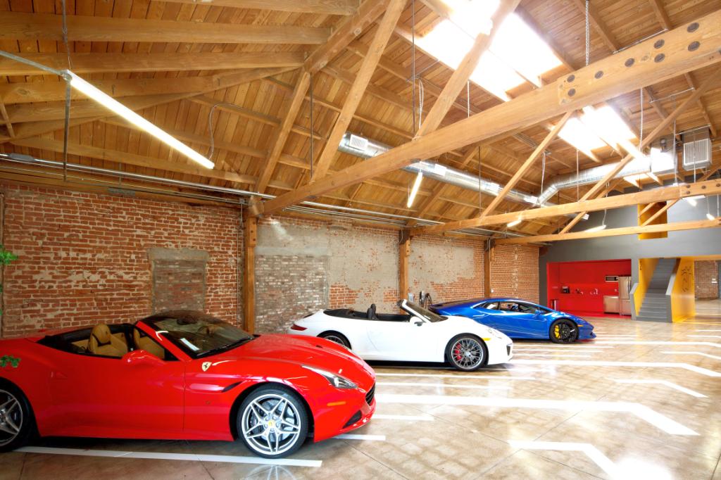MGS Exotic cars Ferrari Porsche Lamborghini