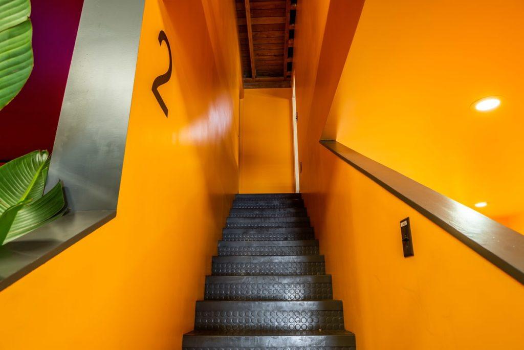 MGS View Upstairs Yellow Hall