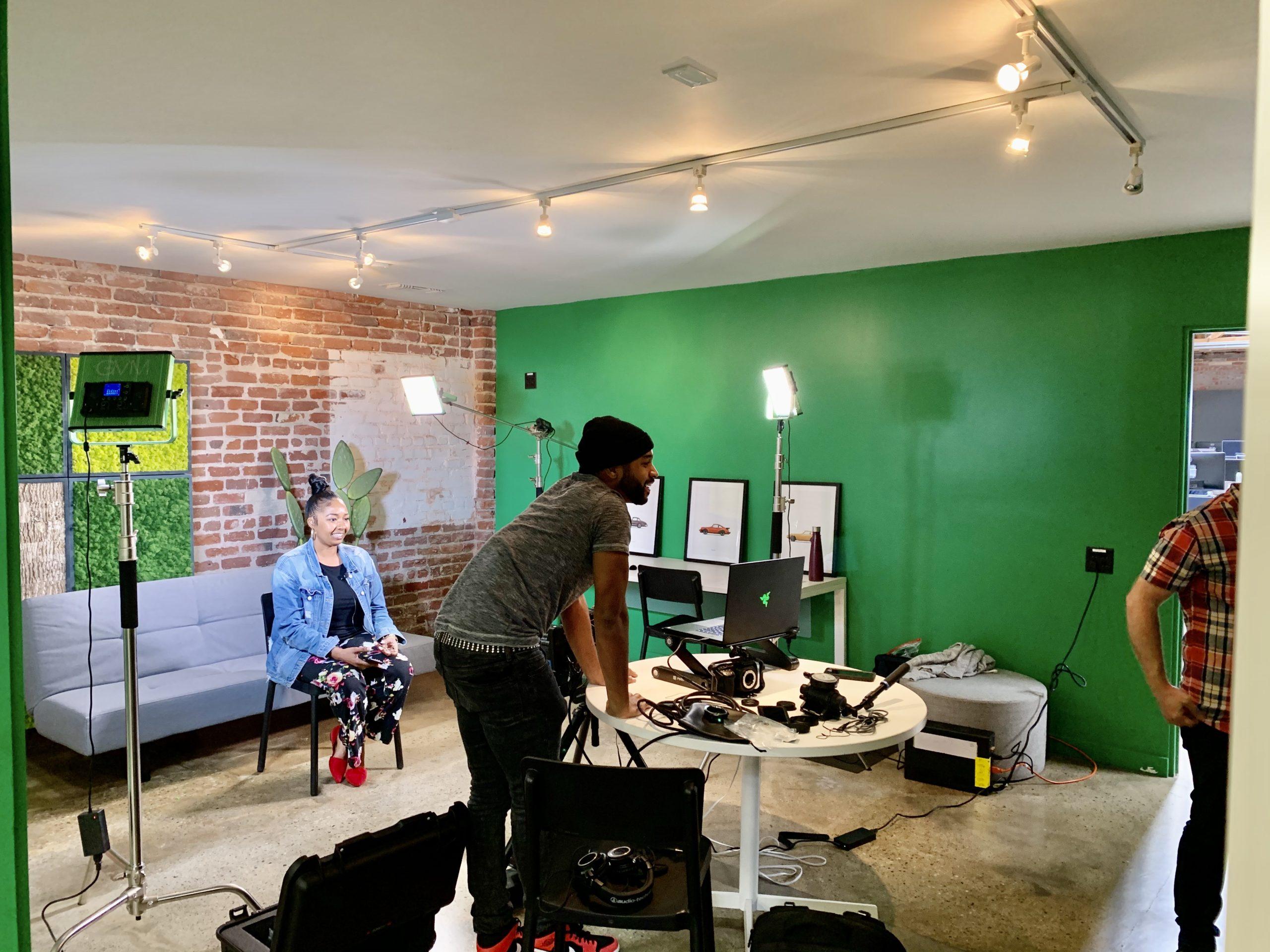 Sundance Institute Collab Interview Webinar Behind-the-Scenes