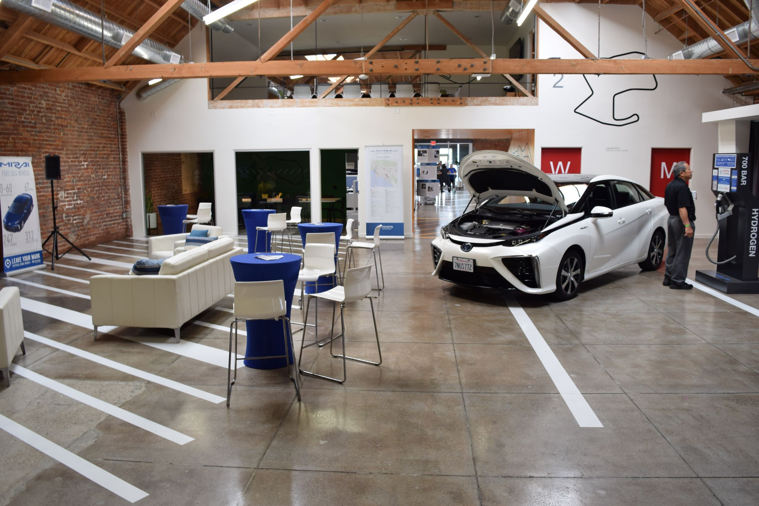 Toyota Mirai Fuel Cell Consumer Event Learn More